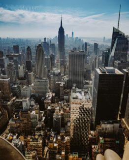 Cityscape Portrait