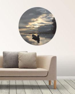 boat-circle-wallpaper
