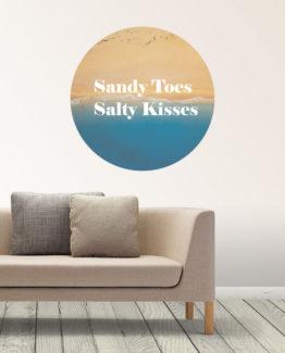 sandy-toes-circle-wallpaper